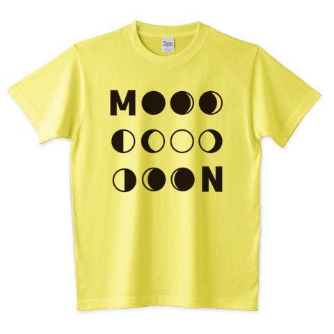 MOON | デザインTシャツ通販 T-SHIRTS TRINITY(Tシャツトリニティ)