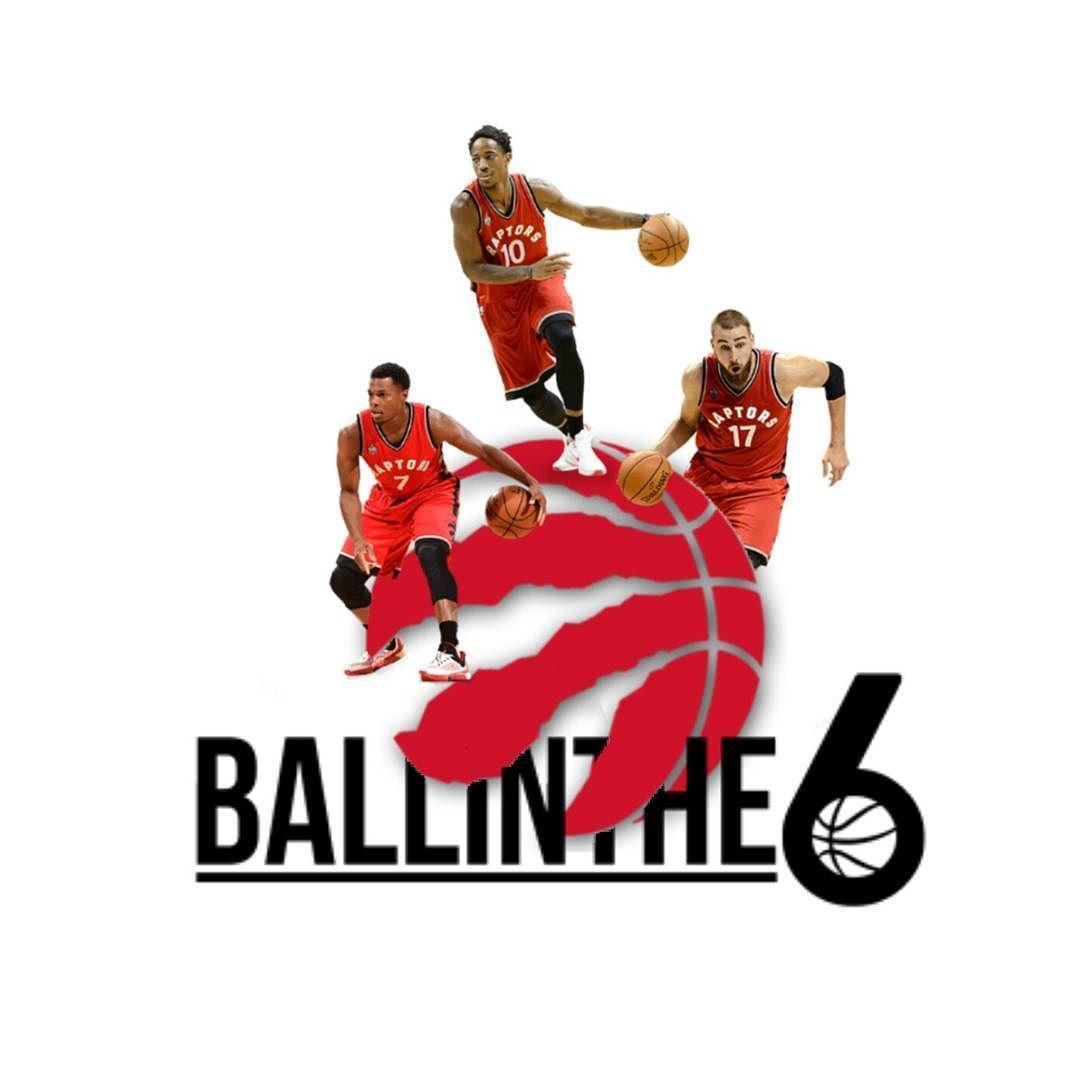We're coming.  #BALLINTHE6    BALLINTHE6.com  #trademark #brand #copyright  #Raptors #torontoraptors #wethenorth #Letsgo #JustShoot #3points #2points #NBA #derozan #lowry #nikebasketball #adidasbasketball #FIBA #hoops #ballislife #rtz #bball #ballers #StriveForGreatness