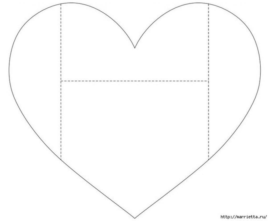 Des c urs remplis de fleurs en forme de coeur 6 mod les voir autisme pinterest - Modele de coeur a decouper ...