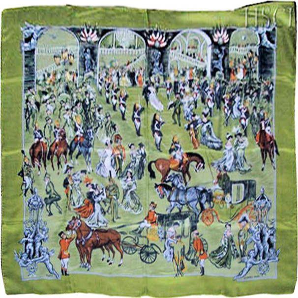 05ae492820e1 Soiree de Gala   foulard   Pinterest   Hermes, Carré hermes et Gala