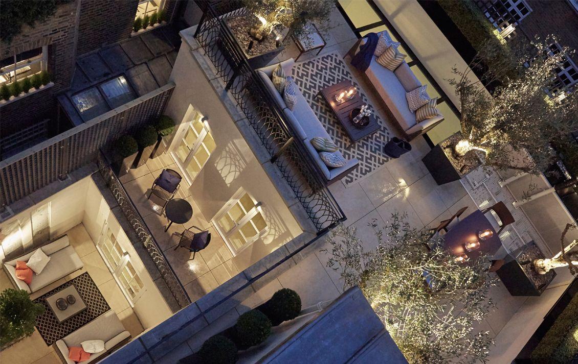 Belgravia grand townhouse luxury interior design laura hammett