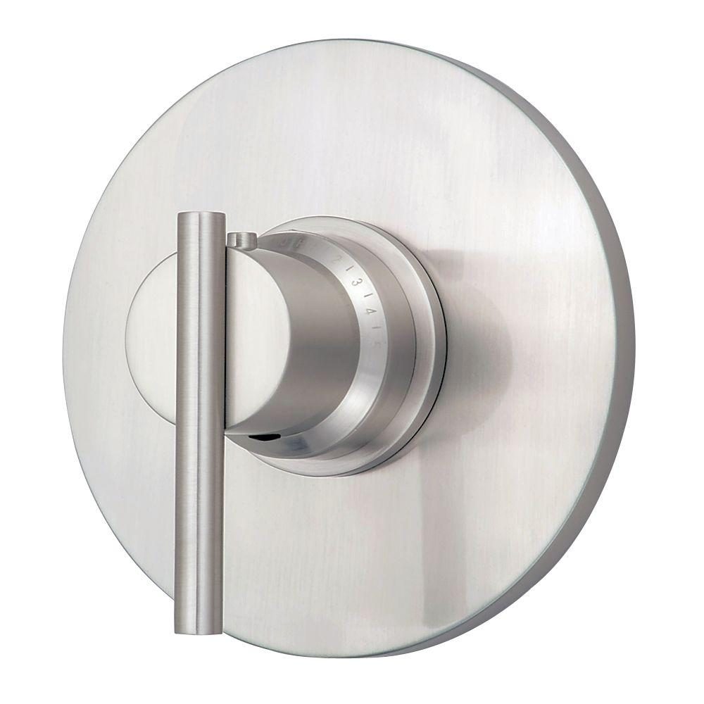 Danze Parma 3 4 In Thermostatic Shower Trim Only In Brushed