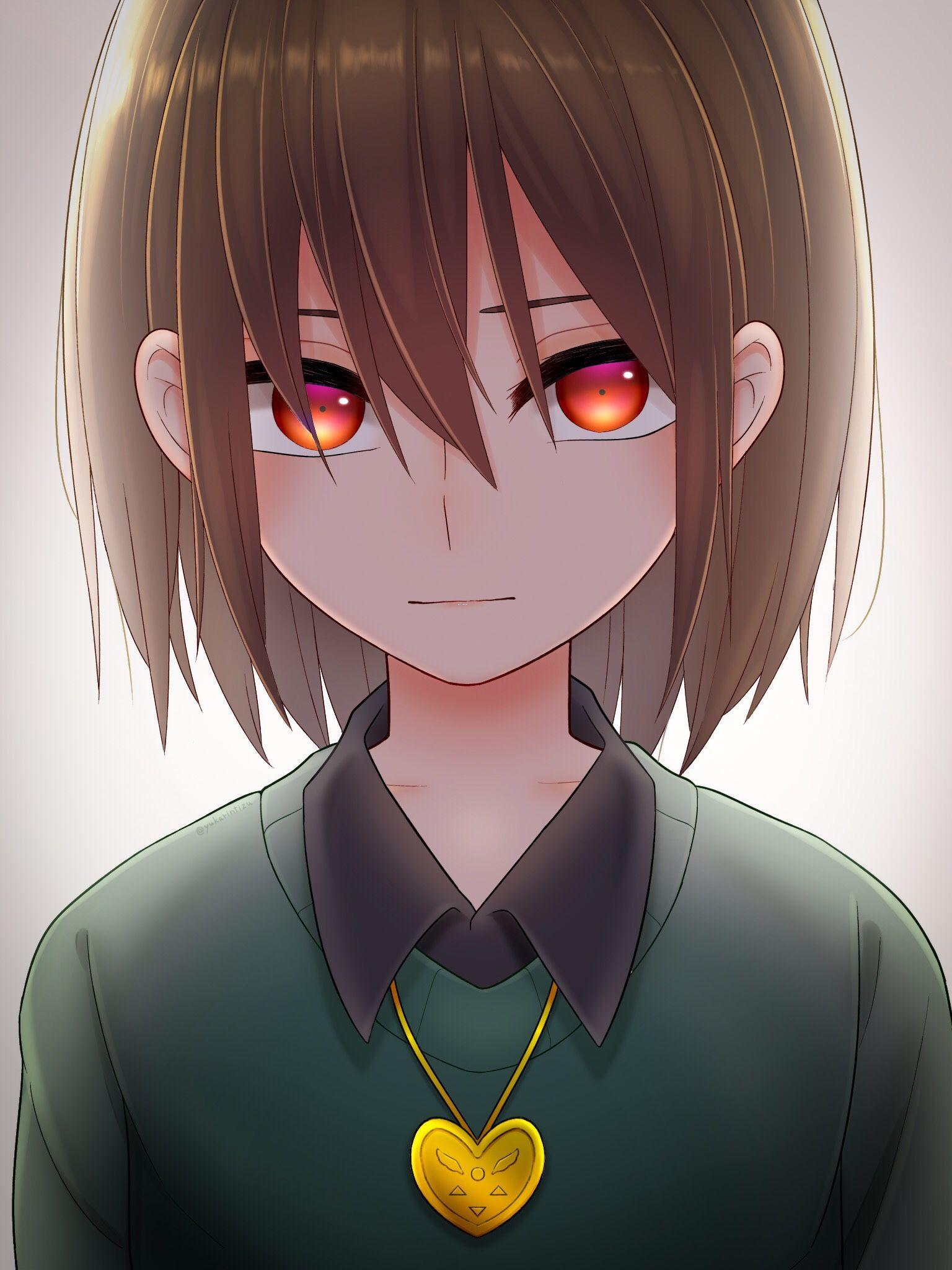 Pin by UndertaleFan92 on Undertale Anime undertale