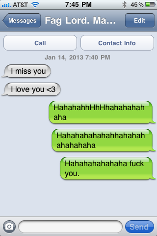 So like my ex texted me  - - | Stupid ex's | Funny texts, L