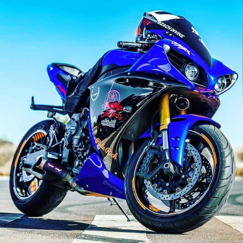 Yamaha R1 Rn22 In 2020 Yamaha R1 Coole Motorrader Ducati