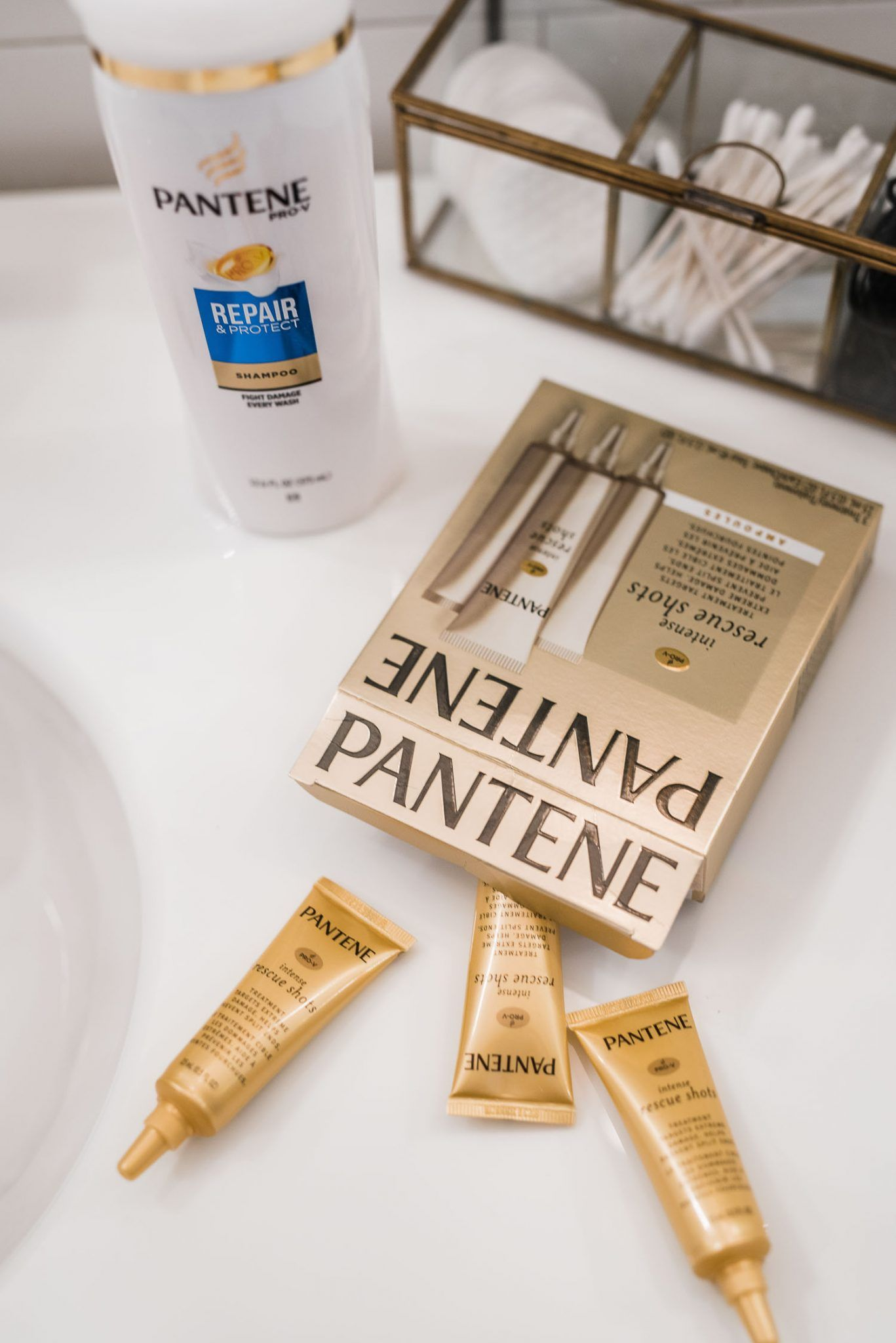 The Pantene Rescue Shots That Are Saving My Dry Hair