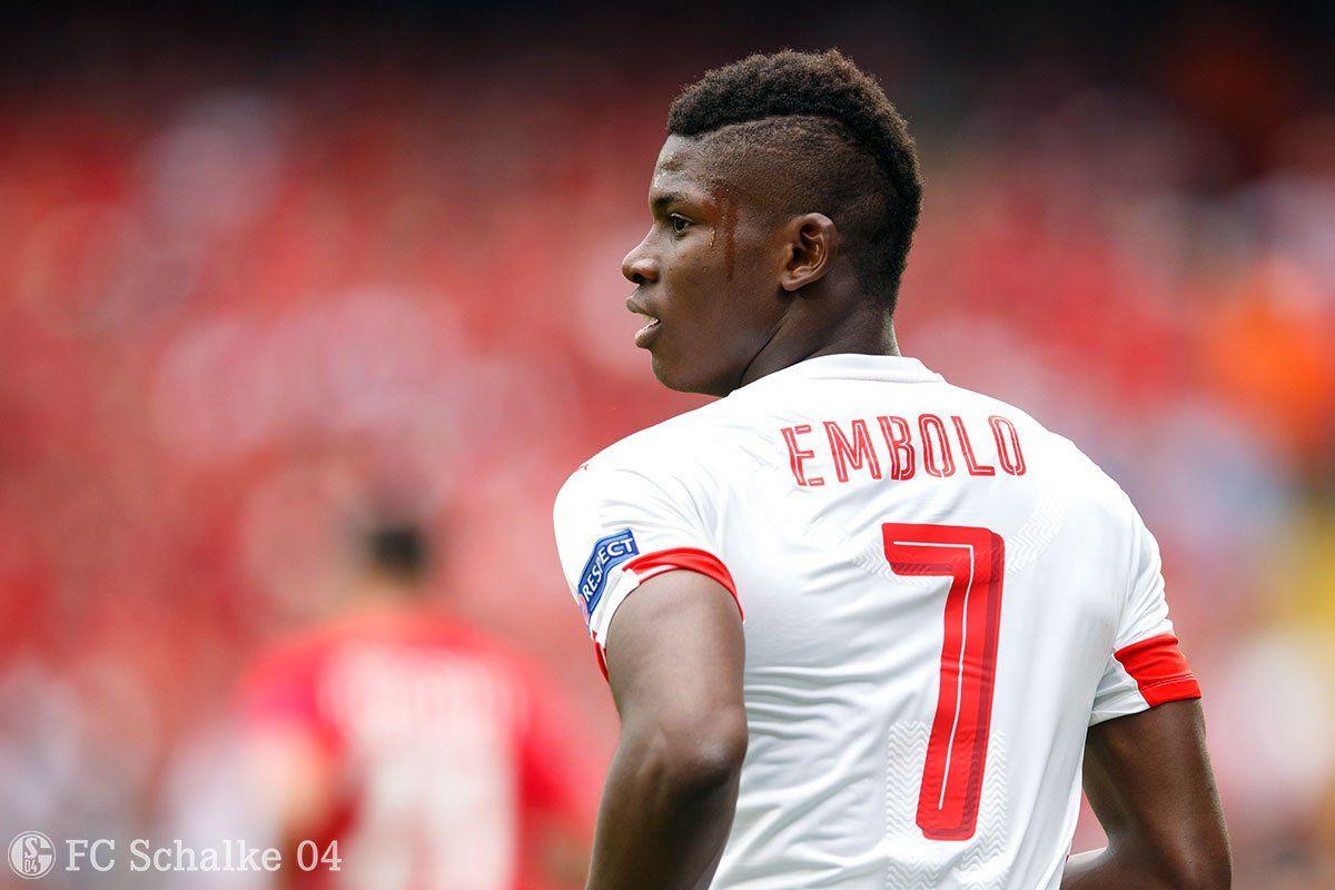 UFFICIALE: Embolo è un nuovo giocatore dello Schalke 04 - http://www.maidirecalcio.com/2016/06/26/embolo-schalke04-calciomercato.html