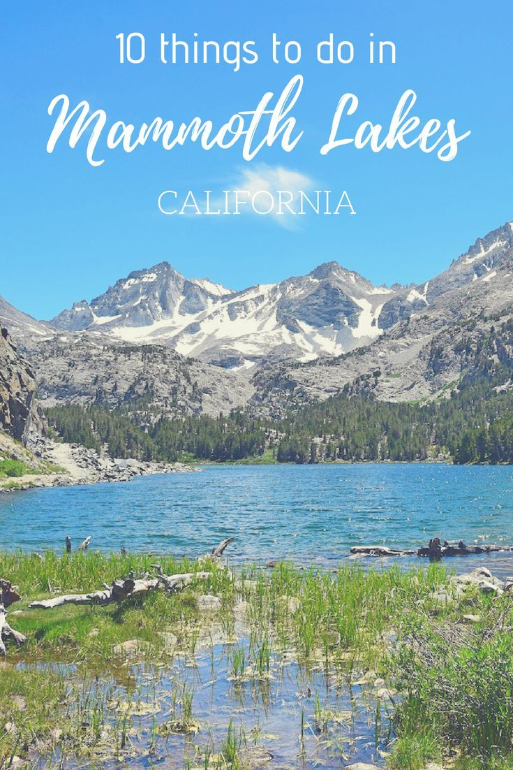 10 reasons you need to visit Mammoth Lakes, California is part of Reasons You Need To Visit Mammoth Lakes California - Visit Mammoth Lakes California, a beautiful alpine retreat, tucked into the Eastern Sierras  Plan your trip with this Mammoth Lakes guide of what to do in Mammoth