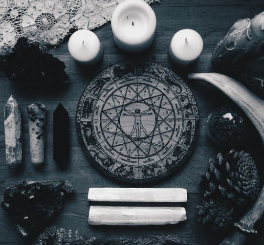 Laticarieun Witchcraft Witch Aesthetic Witch