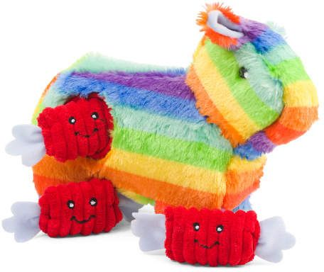 Interactive Dog Toys Exercise Burrow Pinata Interactive Dog Toy - Pet - T.J.Maxx