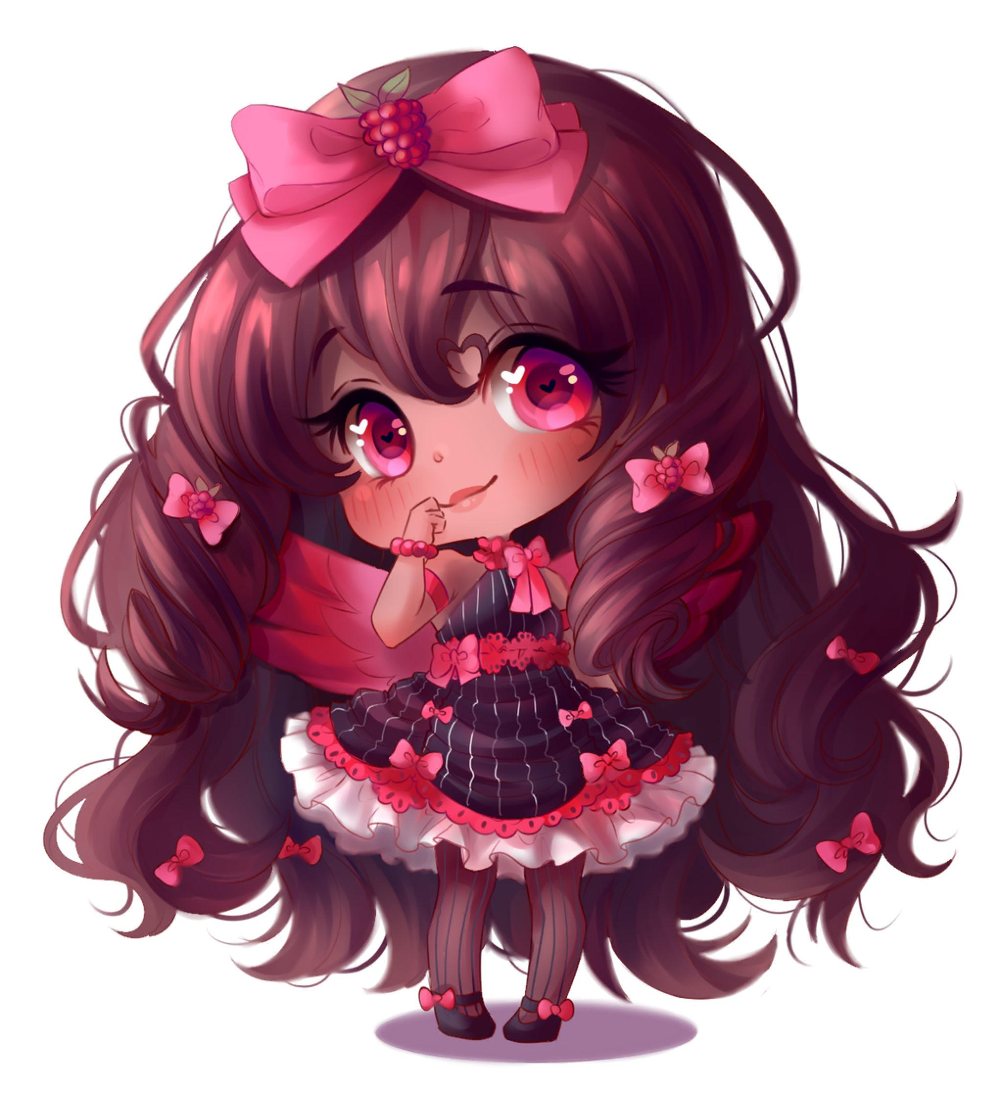 rollingpoly Commission by oWinTer on @DeviantArt  Cute anime