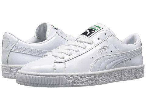 PUMA Basket Matte & Shine. #puma #shoes #sneakers & athletic shoes