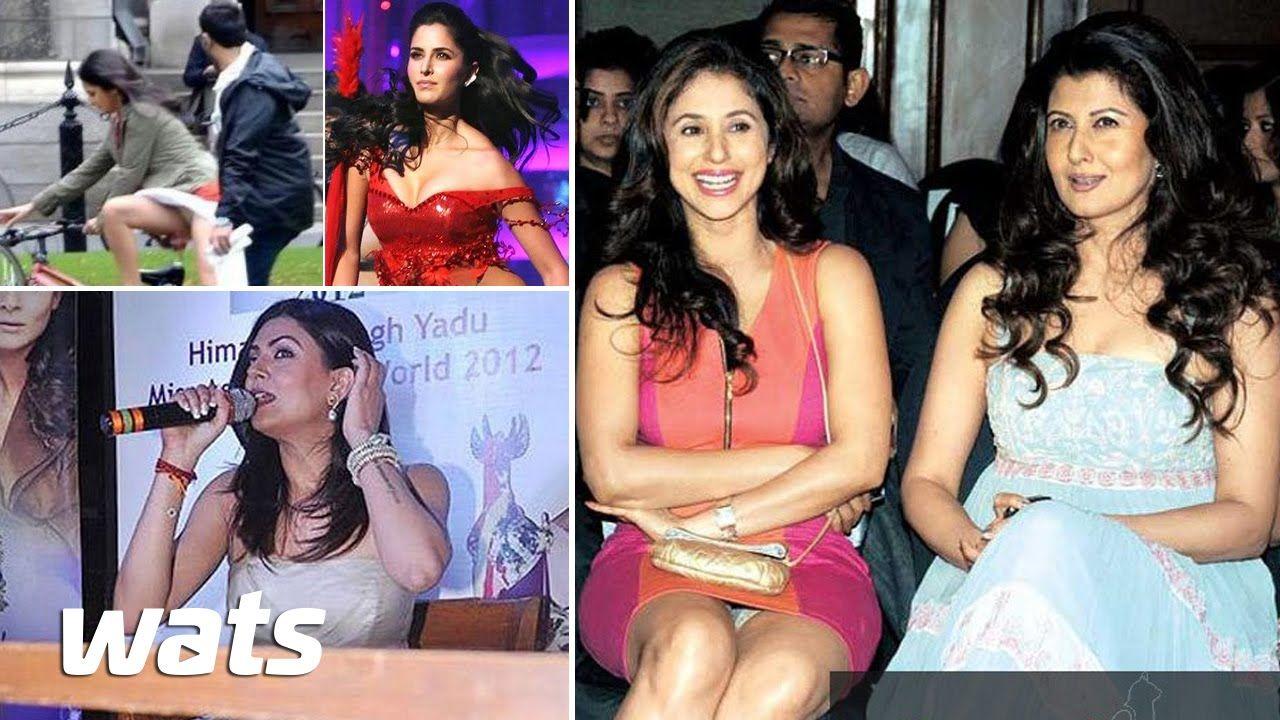 top 10 bollywood actress oops moments - it's shocking - best of ten