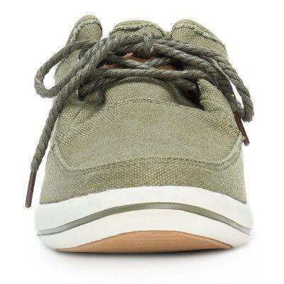 Men's Muk Luks Josh Adult Sneakers - Green 12