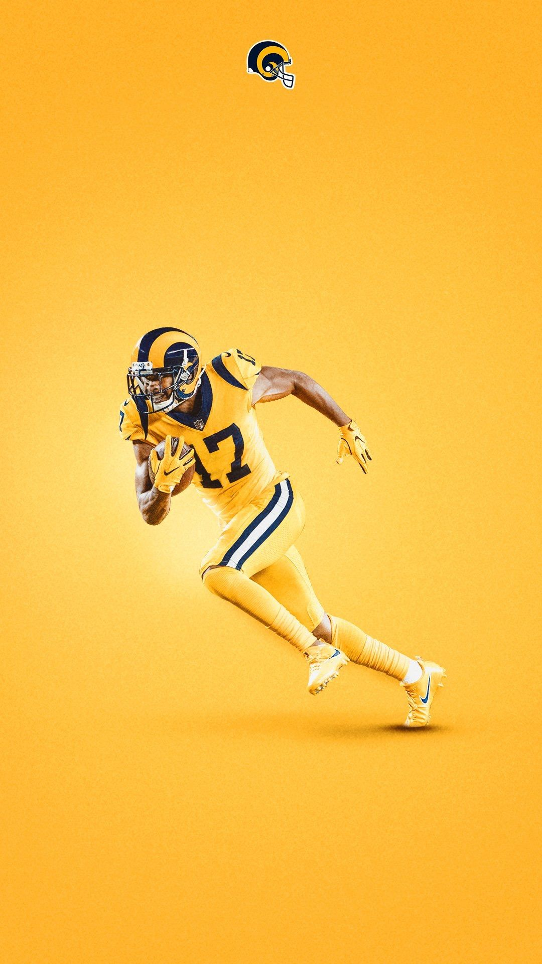 Pin by Mariana Lopez on LA Rams Sports graphic design