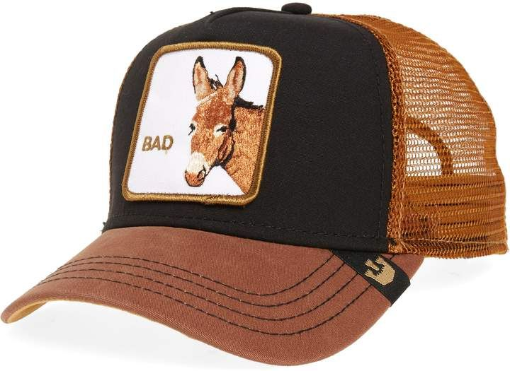 d0add21a Goorin Bros. Barnyard Donkey Trucker Hat in 2019 | ronnie | Hats ...