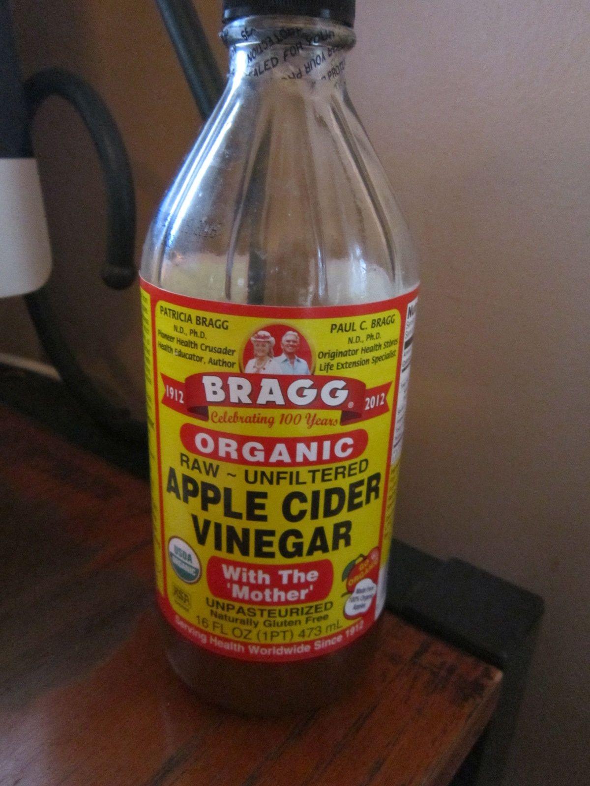 HeartnSoulLiving Apple Cider Vinegar drink to fight colds