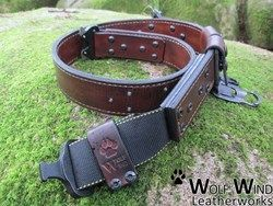 Wolf Wind Leatherworks Leather Projects Leather Working Leather