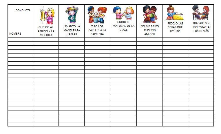 Mientras Aprendo Me Divierto Cuaderno De Conducta Lista De Cotejo Preescolar Reporte De Evaluacion Preescolar Evaluaciones Para Preescolar