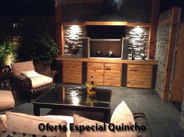 Oferta especial quincho pinterest for Terrazas quinchos