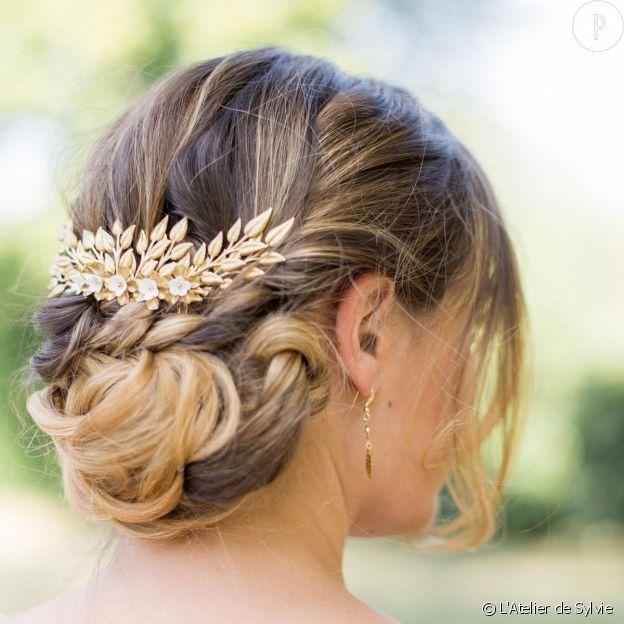 Hairstyles For Communion Upstyles: Cheveux : Les Meilleurs Accessoires Pour Un Mariage