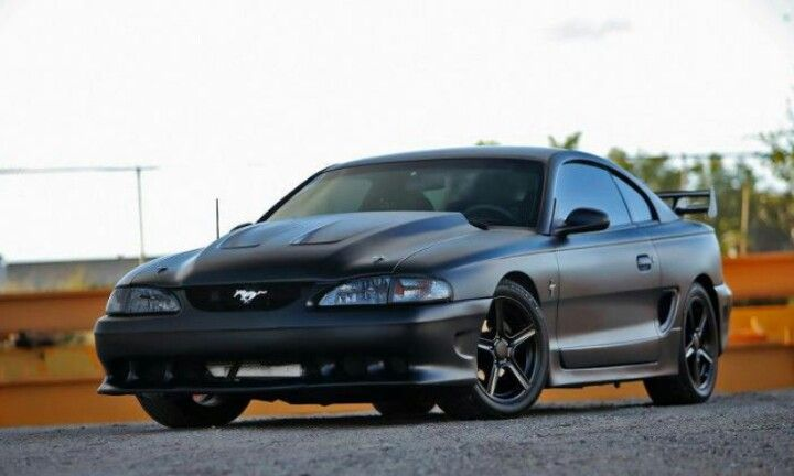 94 98 Mustang Stalker 2000 S2k 4pc Body Kit Front Rear Sides Urethane Body Kit 1995 Ford Mustang Gt Mustang