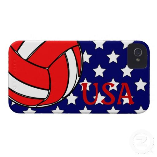 43 15 Volleyball Usa Red White And Blue Themed Iphone Case Red And White Volleyball Against A Dark Blu Iphone Case Covers Volleyball Iphone Case Iphone Cases