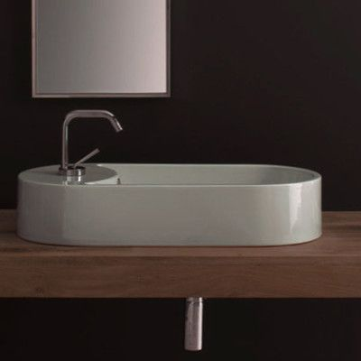 Seventy Ceramic Oval Vessel Bathroom Sink With Overflow Sink Bathroom Sinks For Sale Contemporary Bathroom Sinks