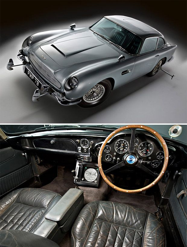 Rides At Werd Com Part 7 James Bond Cars Bond Cars Aston Martin Db5
