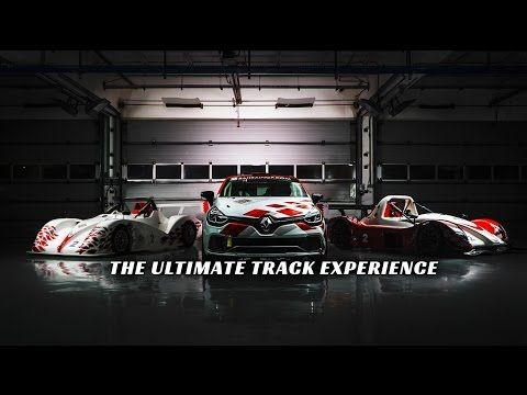 The Ultimate Track Experience - YouTube