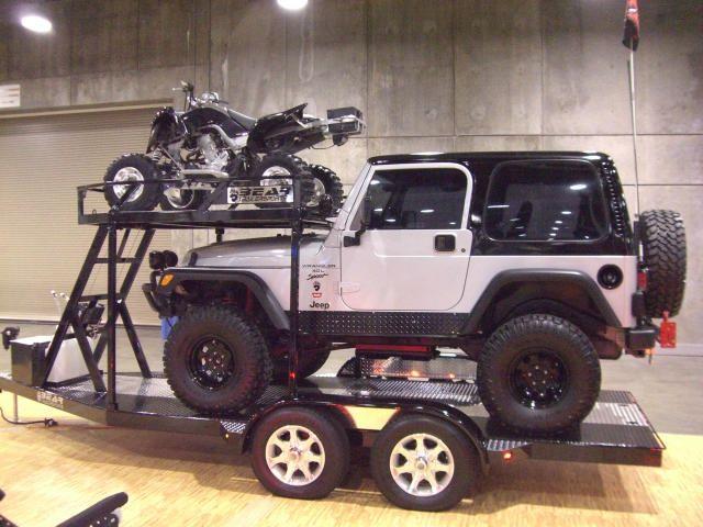 Jet Ski Top Racks For Sale Motorcycle Trailer Trucks Truck Top