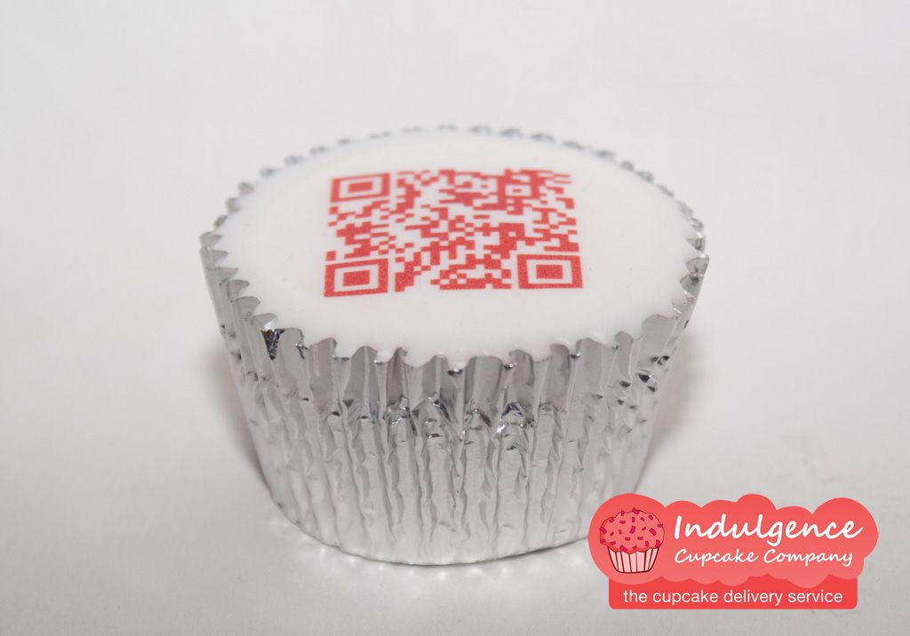 Does anybody get results from QR codes? (From Pinterest: Cupcake QR Code  great marketing idea)