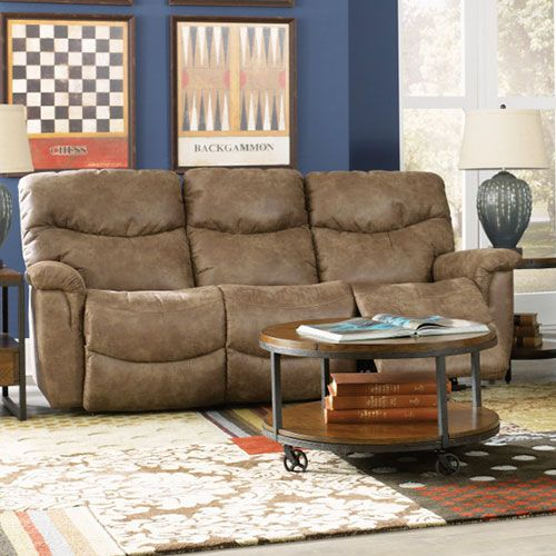 Shop For La Z Boy Full Reclining Sofa 440521 And Other