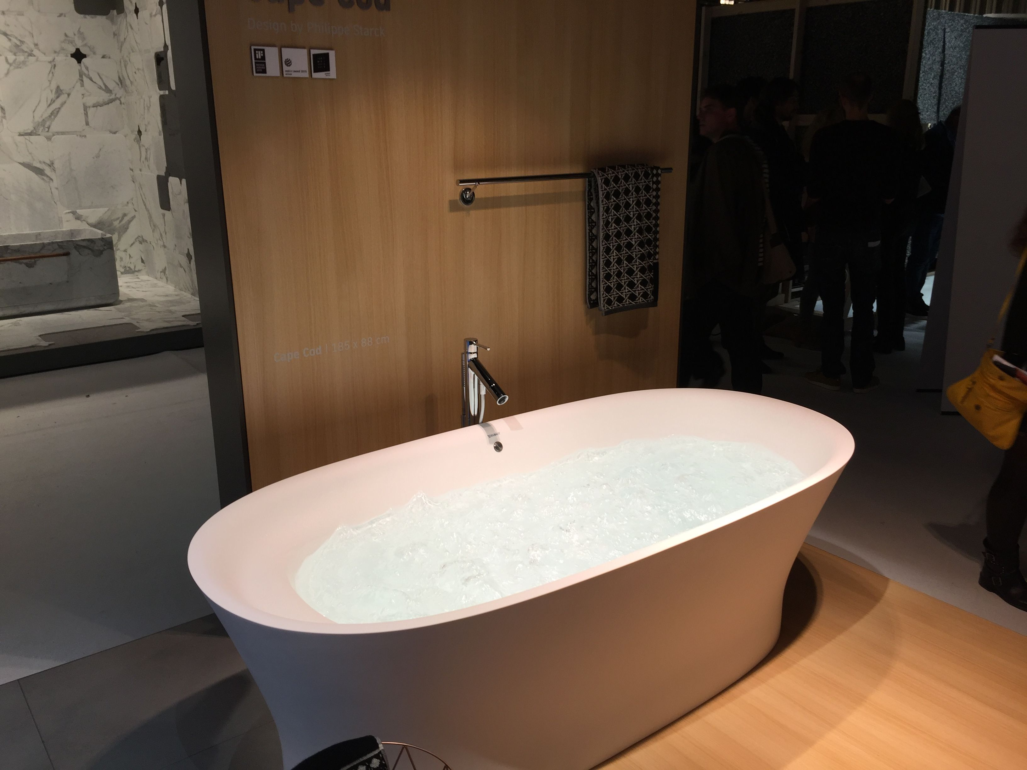 Contemporary Duravit Starck Bath Festooning - Bathtubs For Small ...