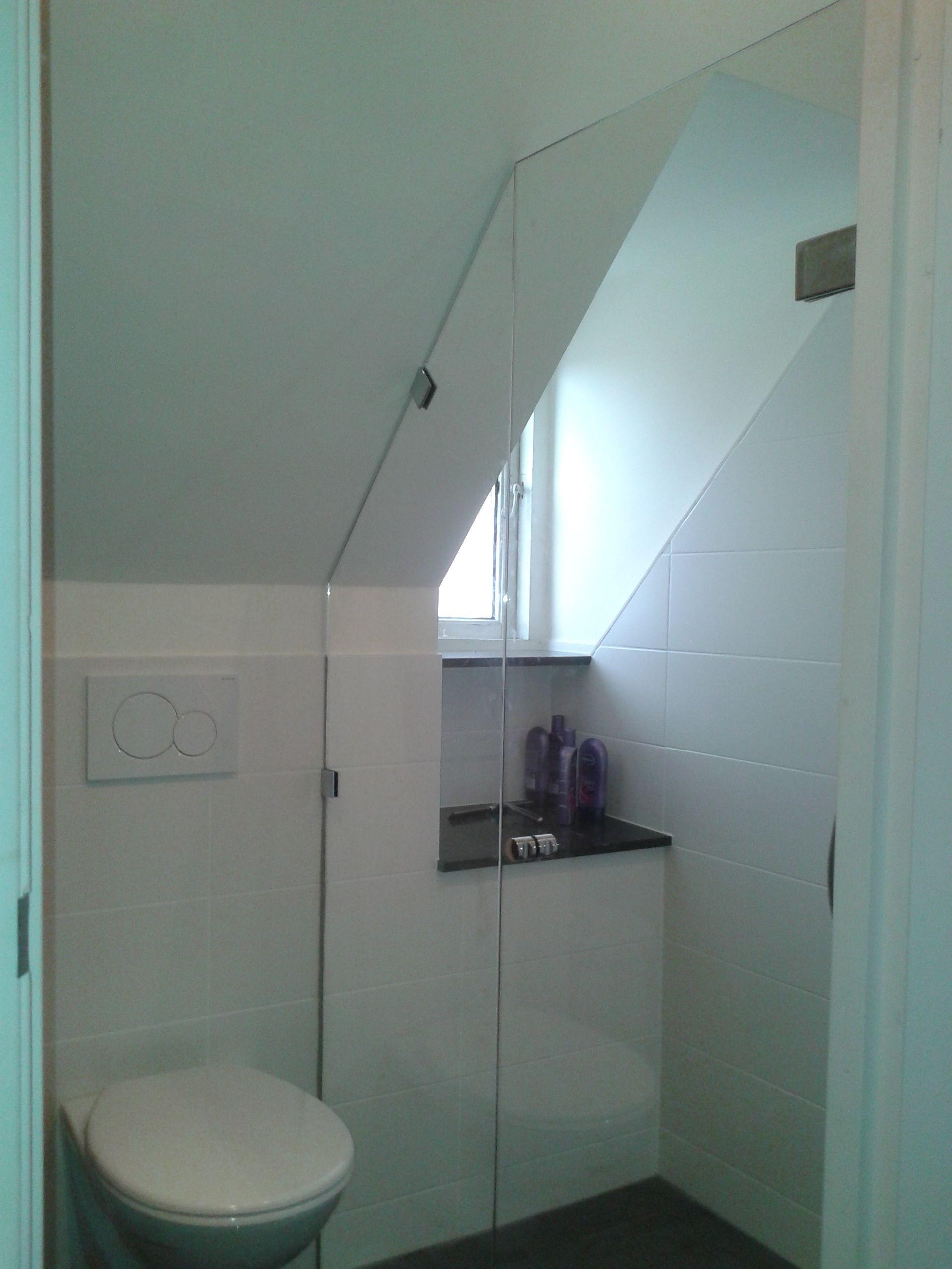 Badkamer op zolder - Staghouwer | Zolder | Pinterest | Small bathroom