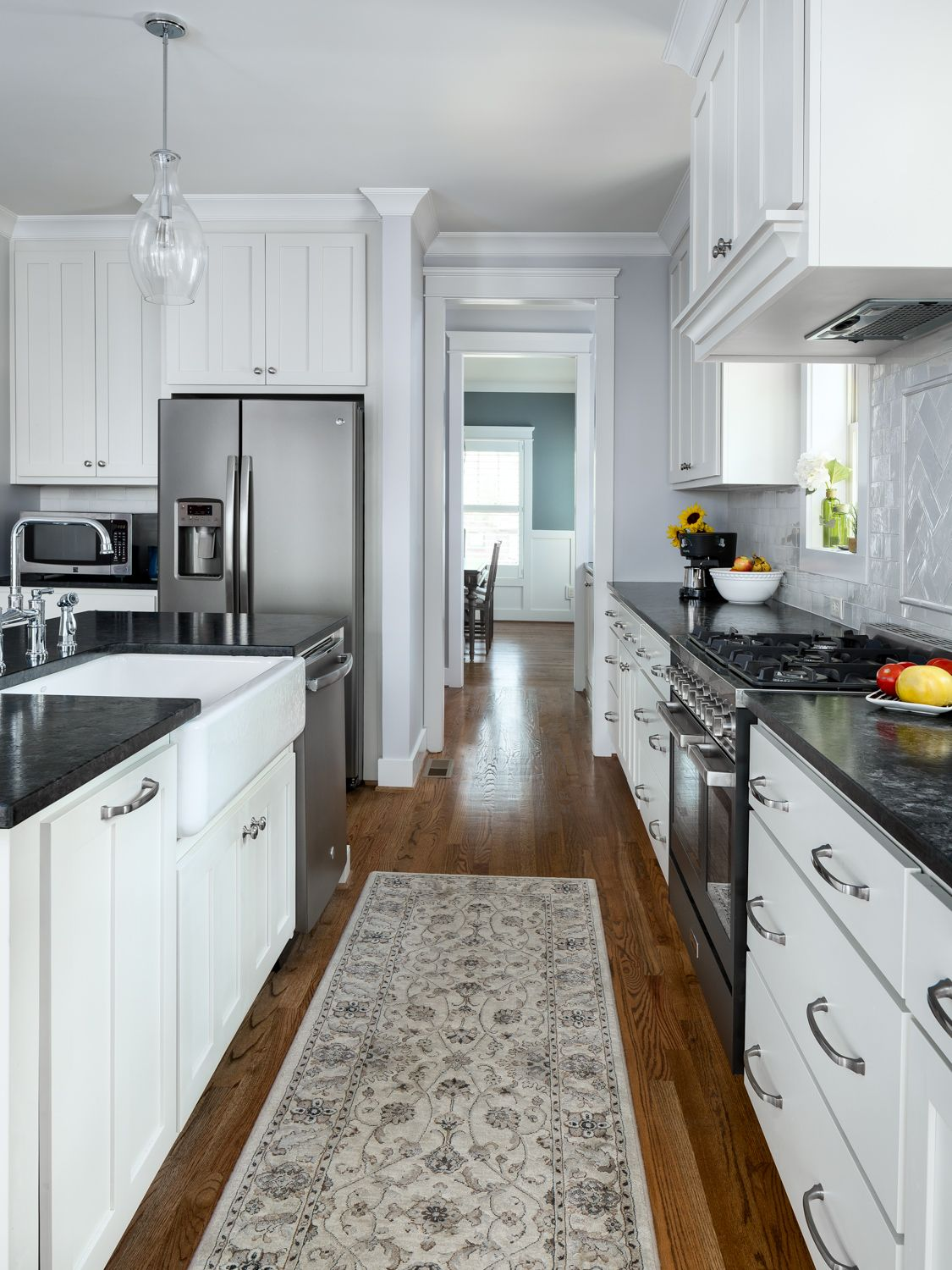 Best Kitchen By Willow Design Studios And Willow Homes White 400 x 300