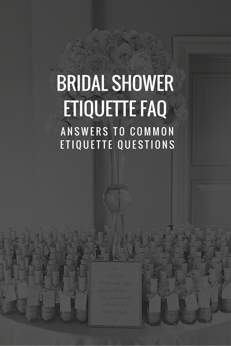 Common Sense You Do NOT Invite People To The Shower If They Are Not Invited Wedding Its Rude Disrespectful