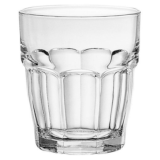 Bormioli Rocco Rock Bar Gl Tumbler Set Of 6 9 Oz