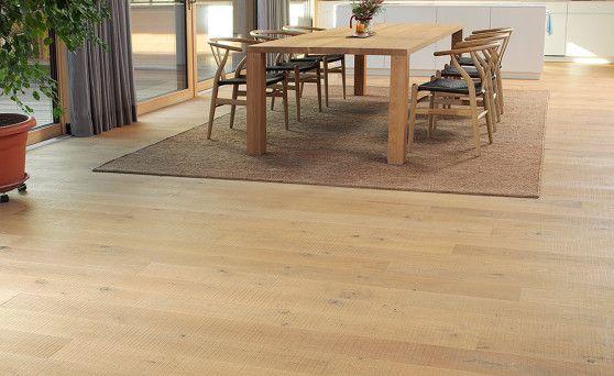 Küche mit Holzboden: 9 Bilder & Ideen von Küchen mit Parkett und ...