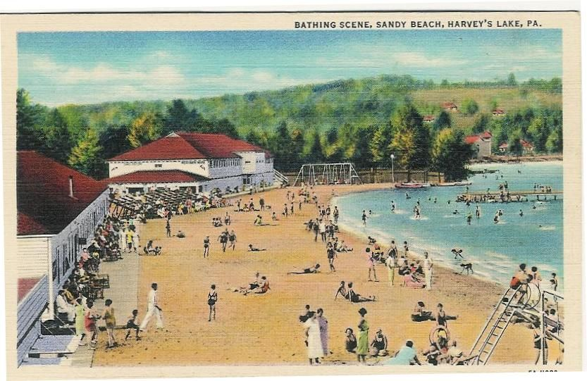 Image result for harveys lake sandy beach