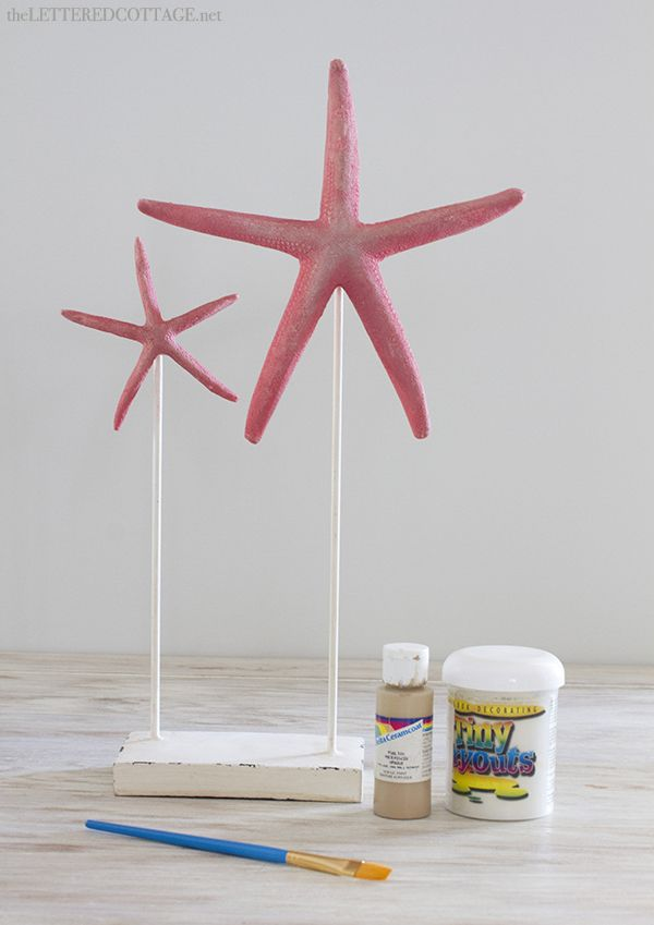 DIY Starfish