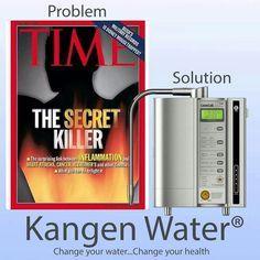 Pin By Janice Amedee On Enagic Kangan Water Kangen Water Kangen Water Machine Alkaline Water
