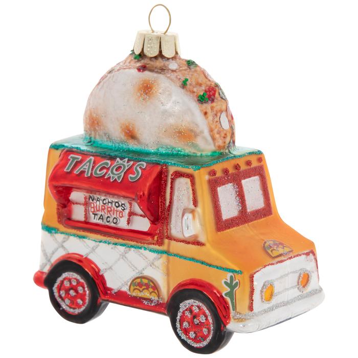 Glitter Taco Truck Ornament Hobby Lobby 5059712 Food Ornaments Unique Ornament Ornaments
