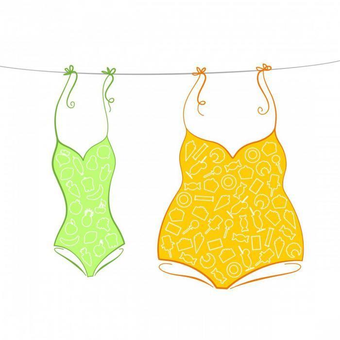 Рисунки толстых женщин онлайн
