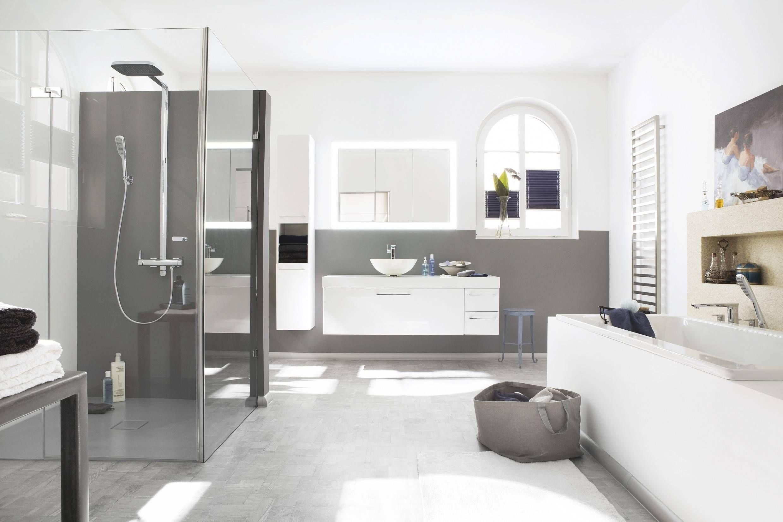 Neues Badezimmer Kosten   Badezimmer umbau, Badezimmer renovieren ...