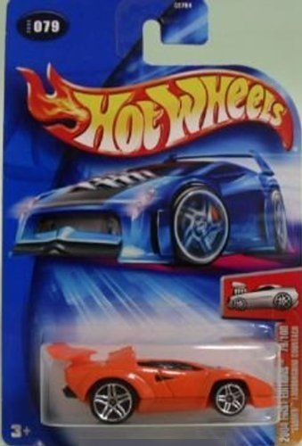 hot wheels 2004 079 first editions 39 tooned lamborghini countach 1 64 scal. Black Bedroom Furniture Sets. Home Design Ideas