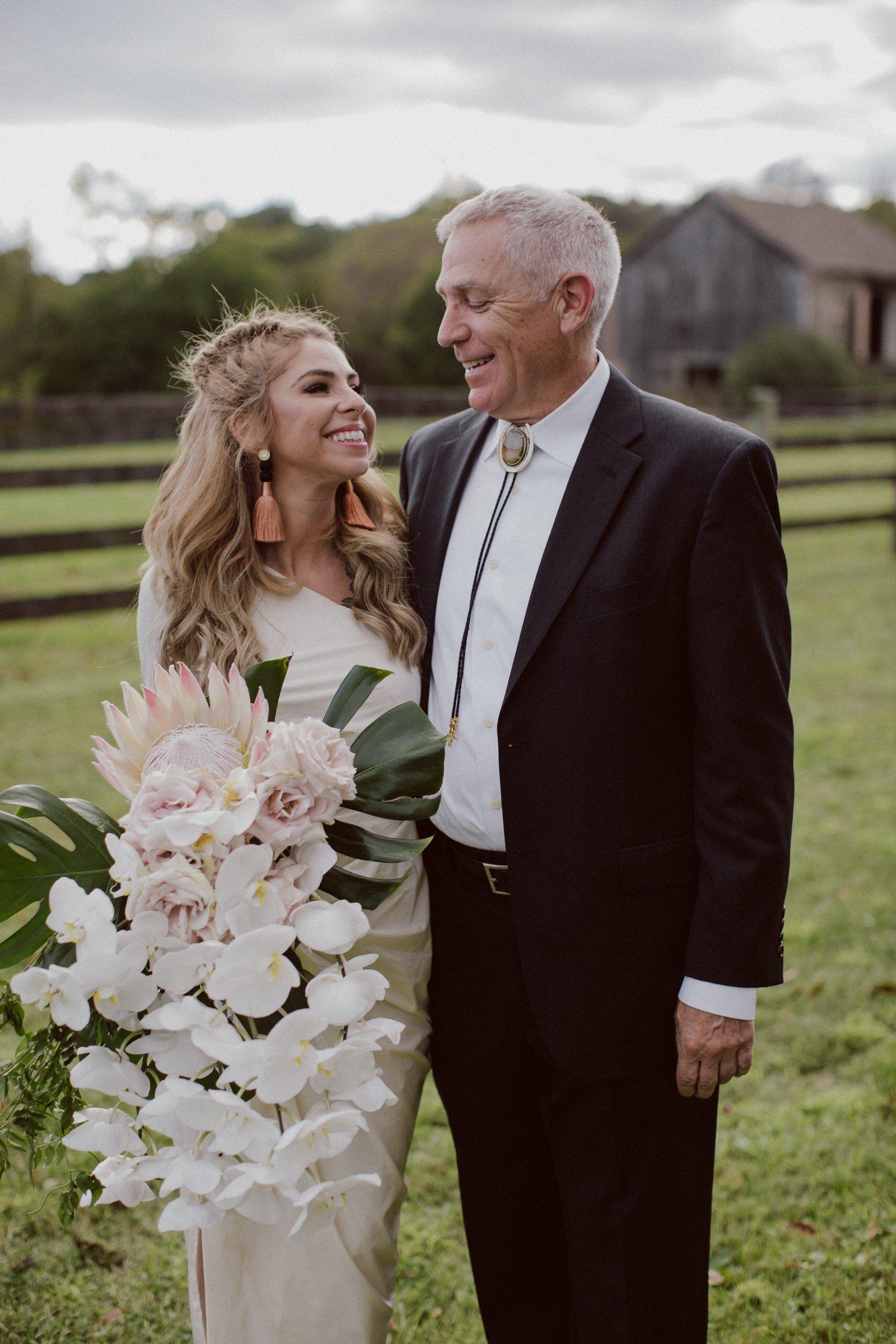 A Bohemian Wedding in Northern Virginia Bohemian style