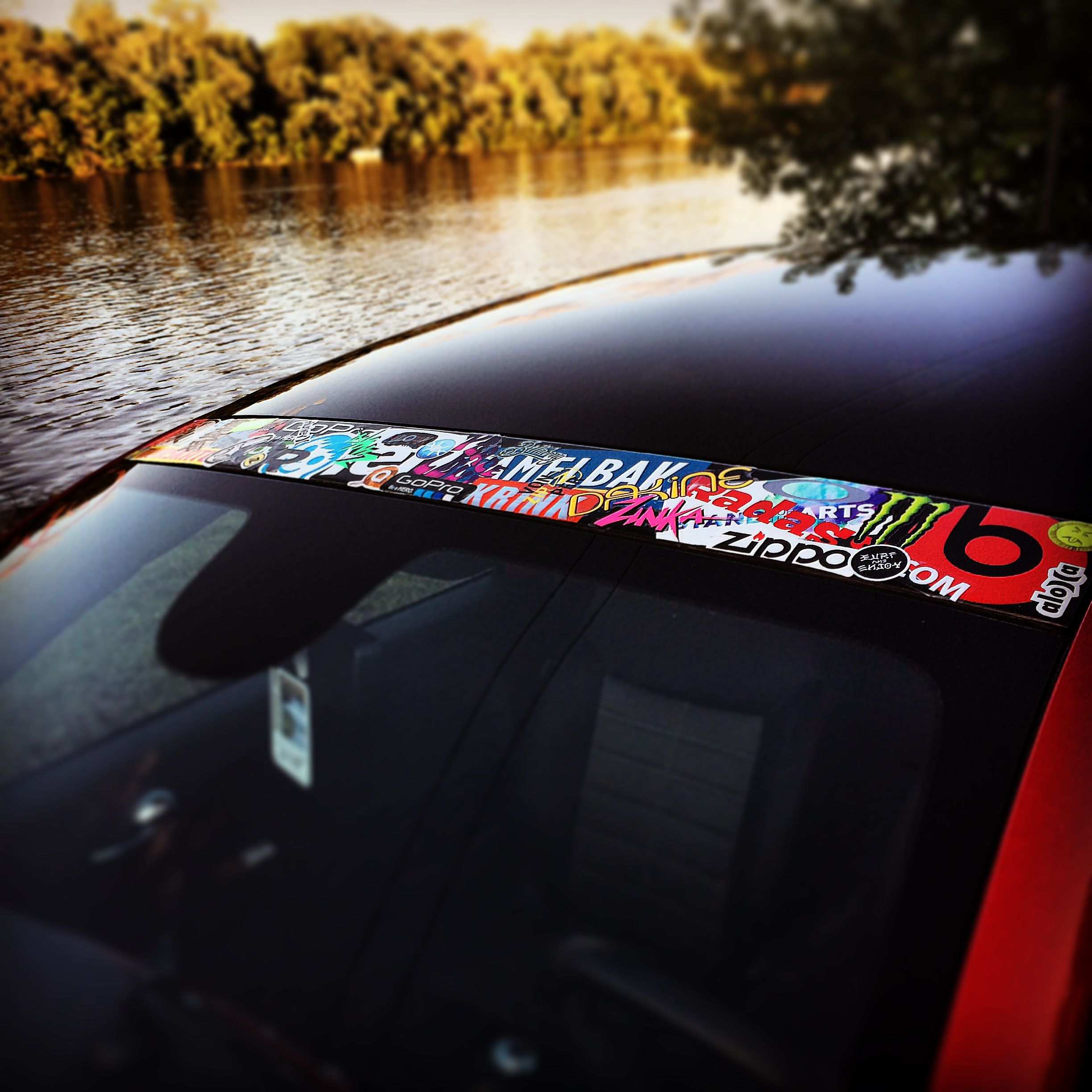 Stickerbombed fiat500 checkout stickerbomb bubblefree vinylwrap from http