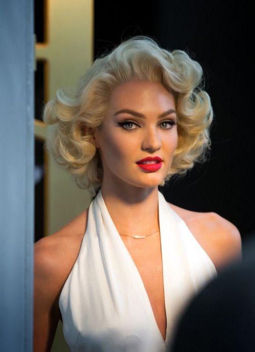Runwayandbeauty Marilyn Monroe Hair Vintage Hairstyles Hair Styles