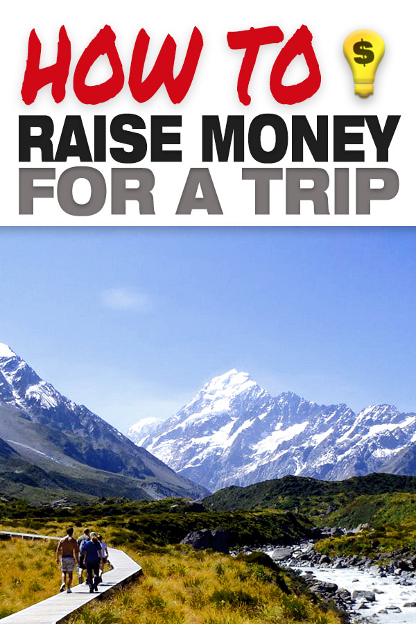 How to raise money for a Trip - fund your next travel with these valuable tips from a long term travel expert. See the world in 2020 and get your money goals together with a better plan to get to your dream destinations. www.MasalaHerb.com #money #traveltips #masalaherb